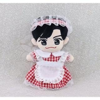 Set đầm cho doll 20cm