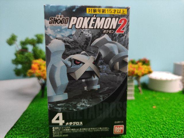 Mô hình động Shodo Pokemon chính hãng Bandai