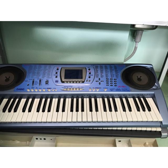 Organ Casio LK-160 hàng 2hand nội địa nhật - 21720585 , 2258824530 , 322_2258824530 , 1900000 , Organ-Casio-LK-160-hang-2hand-noi-dia-nhat-322_2258824530 , shopee.vn , Organ Casio LK-160 hàng 2hand nội địa nhật