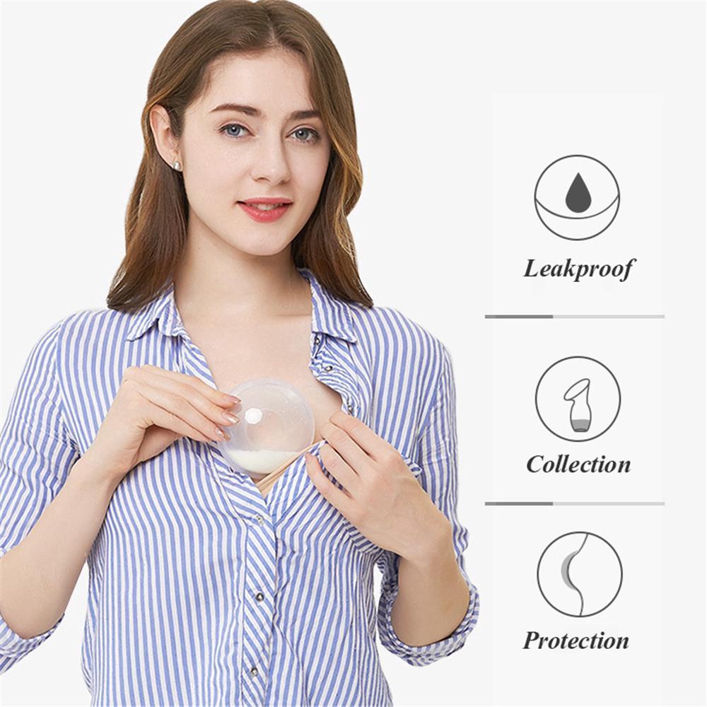 Set 2 Miếng Lót Ngực Chống Tràn Sữa Chất Lượng Cao thumbnail