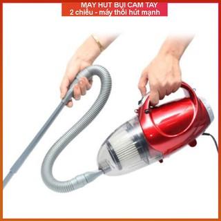 Máy Hút Bụi – Máy hút Bụi Cầm Tay Công Suất Lớn 2 chiều – Hổ trợ hiệu quả vệ sinh nhà, ô tô, văn phòng.
