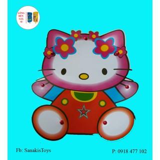 Lồng Đèn Trung Thu – Mèo Kitty (tặng kèm pin)