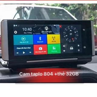 [NEW 2020 GIÁ SỐC] CAMERA HÀNH TRÌNH TAPLO Model 804 4G ANDROID 7 INCH WIFI T98