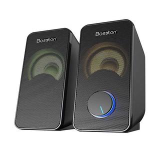 [Mã ELFLASH5 giảm 20K đơn 50K] Loa vi tính Bosston Z220 – 2.0, Nguồn USB