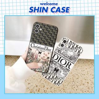 Ốp lưng iphone ChristianD cạnh vuông 5 5s 6 6plus 6s 6splus 7 7plus 8 8plus x xr xs 11 12 pro max plus promax thumbnail
