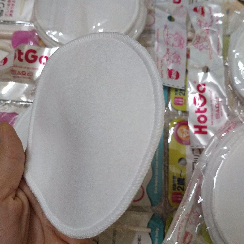 Miếng lót thấm sữa HotGa(4 miếng)giặt được