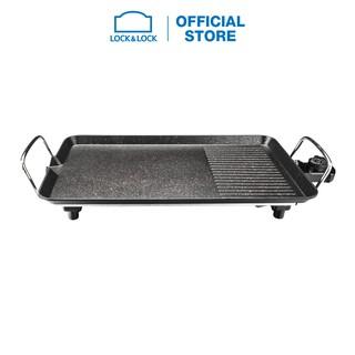 Bếp nướng điện Lock&Lock electric grill - màu đen EJG212BLK thumbnail