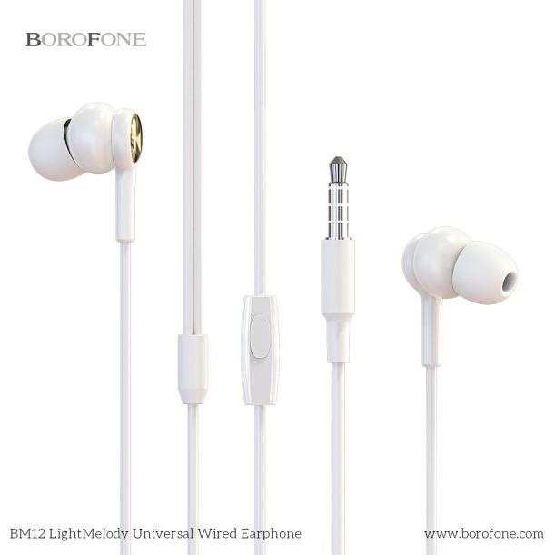 Tai nghe chính hãng Borofone BM12