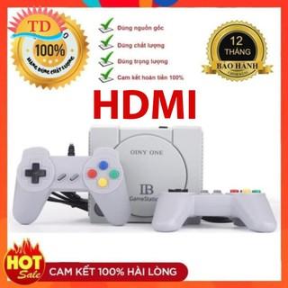 Máy Chơi Game Đỉnh Cao Cổ Điển 600 Game HDMI - Chính Hãng Cao Cấp - Chơi Không Chán thumbnail