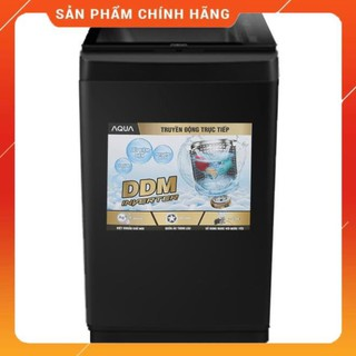 [ FREE SHIP ] Máy giặt Aqua cửa trên 9.0 KG AQW-D90CT.BK