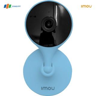 Camera giám sát IMOU  IP WIFI đứng Cue 2 IPC-C22EP 2M/2-way talk/Siren/IR10m, 2Y WTY (Blue)_IPC-C22EP - Hàng Chính Hãng