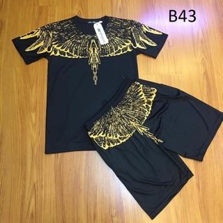 Bộ bulong – bộ cánh vàng bộ thể thao thun lạnh