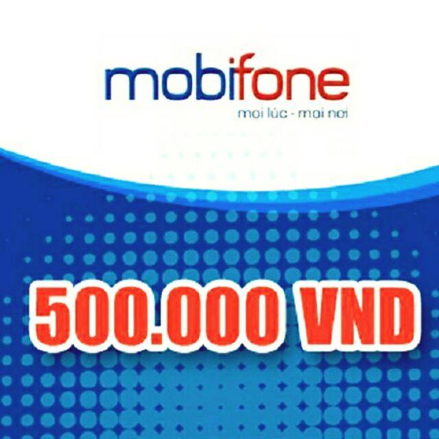 Thẻ nạp mạng Mobiphone mệnh giá 20 - 100k