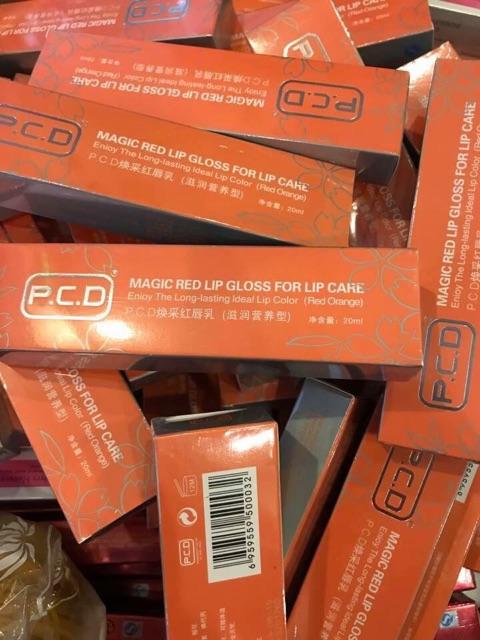 Dưỡng môi PCD kích màu sau xăm