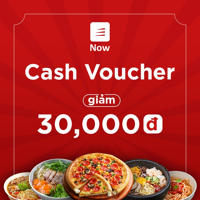 Hình ảnh Toàn Quốc [E-Voucher] NOW - Giảm 30.000đ khi đặt món trực tuyến trên Now - Độc quyền tại Shopee-0