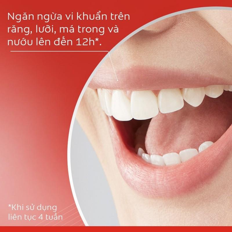 Hàng khuyến mãi ! Kem đánh răng Colgate Total than hoạt tính 35g