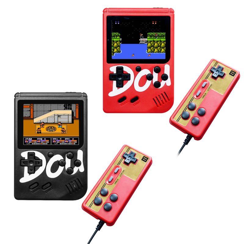 Retro mini nostalgic 360 game  console game console+handle