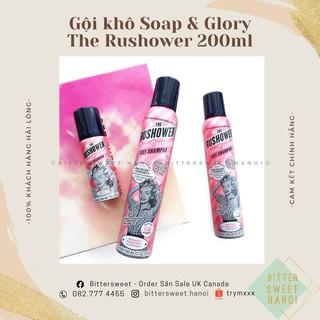 [full size] Dầu gội khô Soap & Glory The Rushower Scent-Sational Dry Shampoo 200ml