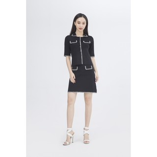 IVY moda Chân Váy len dáng chữ A MS 30B7214 thumbnail