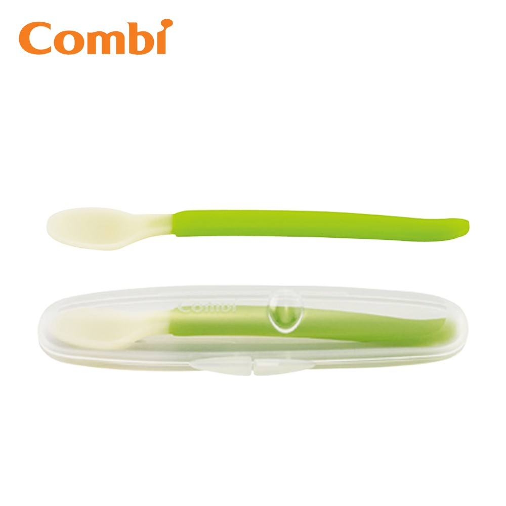 Combi - Thìa ăn kèm hộp màu xanh - 2899790 , 501962195 , 322_501962195 , 145000 , Combi-Thia-an-kem-hop-mau-xanh-322_501962195 , shopee.vn , Combi - Thìa ăn kèm hộp màu xanh