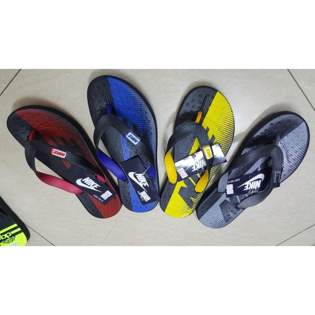 [SALE Dép ] Dép Tông Nike lót chấm lỗ Siêu Bền Cao Cấp