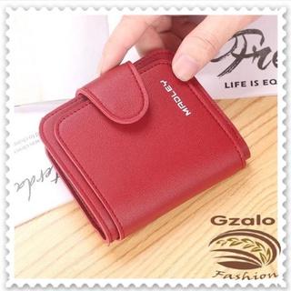 Ví nữ mini ngắn bỏ túi MADLEY nhiều ngăn cao cấp đựng tiền cute dễ thương Gzalo GZ507 thumbnail