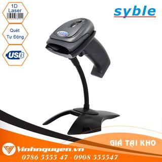 Máy quét mã vạch cầm tay 1D Syble XB-2066