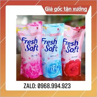 Nước xả quần áo Fresh soft Thái Lan 600ml