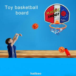 Game Training Mini Ball Portable Birthday Gift Wall Hanging With Stand Indoor Outdoor Basketball Hoop Set