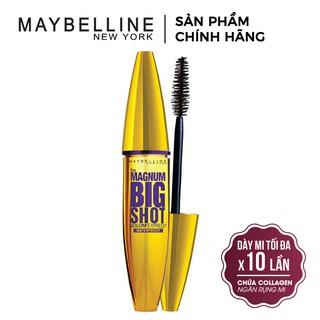 [CHÍNH HÃNG] Mascara Maybelline Dày Và Dài Mi Big Shot 10ml PM703 thumbnail