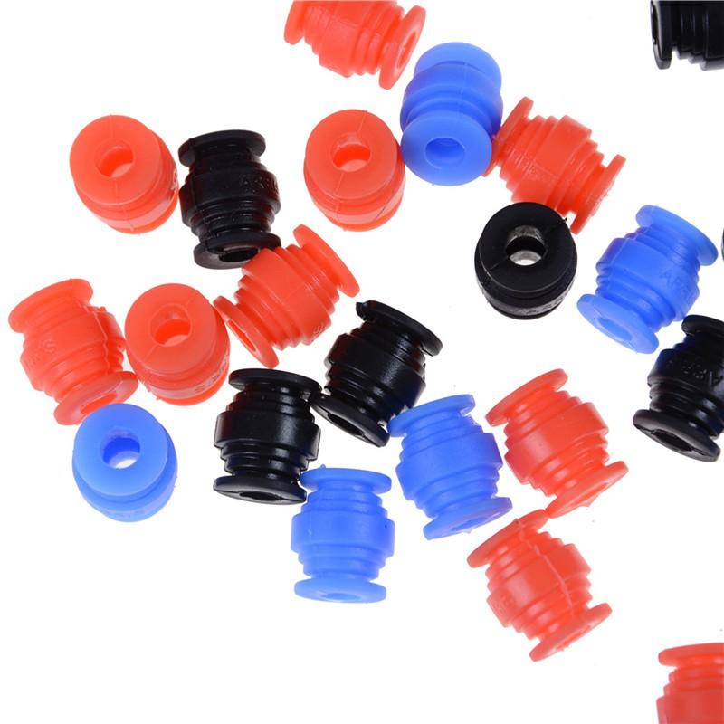 adore 10pcs Anti-Vibration Rubber Damper Damping Ball for Gimbal Gopro DJI Camera craving