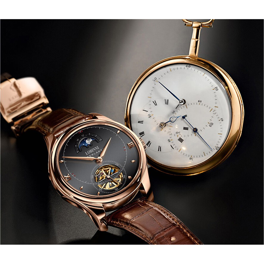 Đồng hồ nam chính hãng Lobinni No.13022-5