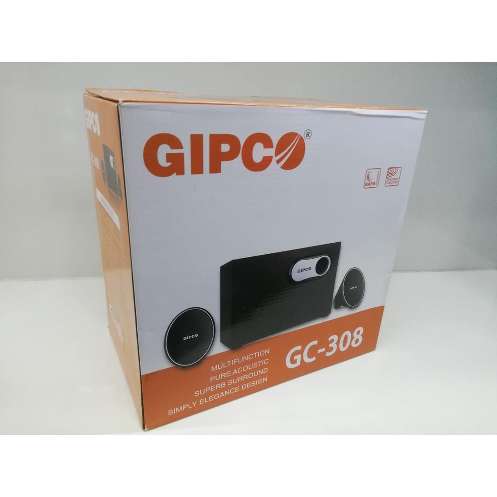 Loa Máy Tính GIPCO GC-308 2.1 CH