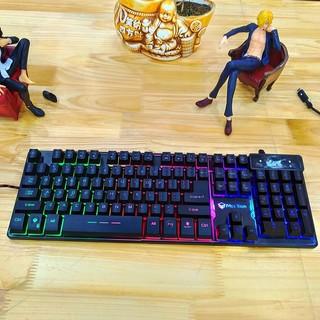 Bàn phím giả cơ MeeTion K9300, bàn phím led sáng thumbnail