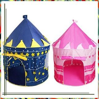 Giảm giá 24%_ Lều công chúa hoàng tử dành cho bé lều công chúa màu hồng