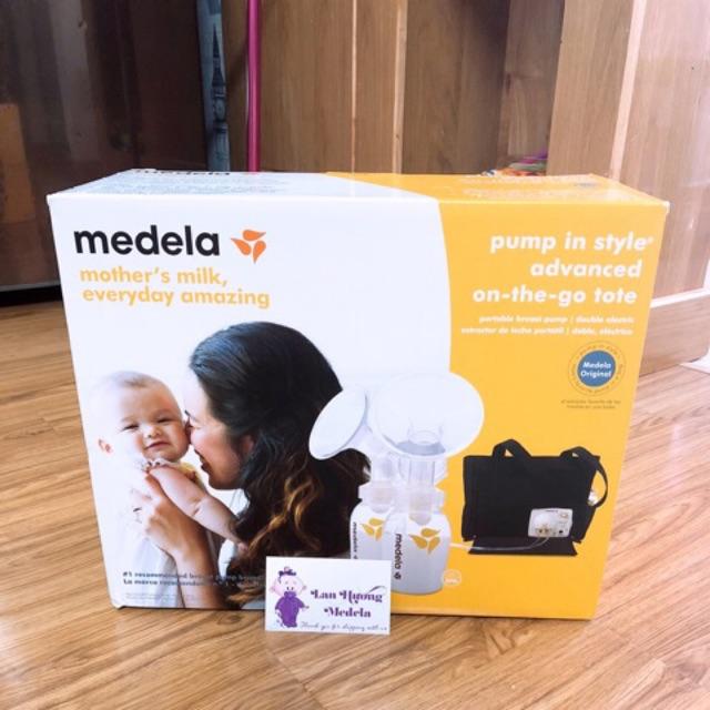 Chính hãng mẫu mới 2018 Máy hút sữa Medela Pump in style advanced bản đầy đủ