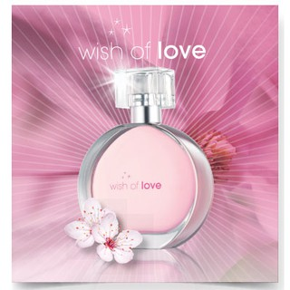 Nước hoa nữ Avon Wish of love ( hồng ) 50ml