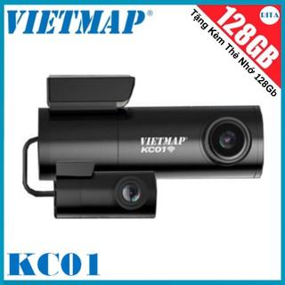 [Tặng Kèm Thẻ Nhớ 128Gb] Camera Hành Trình Vietmap KC01 + [Thẻ nhớ 128Gb]