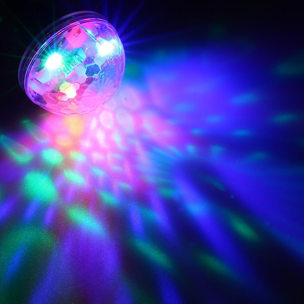 Đèn led sân khấu nhiều màu kết nối USB cho KTV DJ Bar