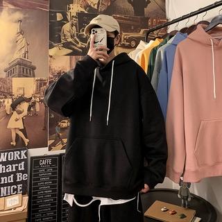 Hình ảnh Áo hoodie IFNICEFUTURE dài tay có mũ trùm đầu thời trang dành cho nam-5