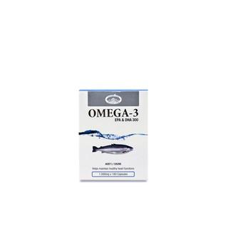 Viên uống dầu cá hồi Nature's Top Omega-3 (180 viên nang)