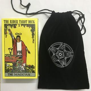 Bài Tarot Rider-Waite The Deck Cỡ Chuẩn 7*12cm – Kèm Túi Đựng Bài Tarot Xem Bói