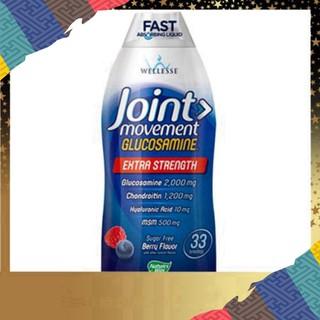 XẢ XẢ MẠI ZÔ MẠI ZÔ Nước Joint Movement Glucosamine 1000ml của Mỹ joint Movement Glucosamine Wellesse XẢ XẢ MẠI ZÔ MẠI Z
