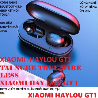 Tai nghe Bluetooth True Wireless Xiaomi -Haylou GT1 bluetooth 5.0