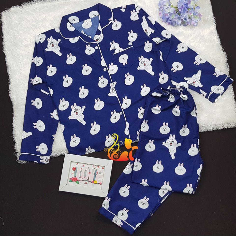 "Đồ bộ Pijama Dài Kate Thái - ""Thỏ Cony"" - Dưới 60kg - 3432876 , 1316421233 , 322_1316421233 , 160000 , Do-bo-Pijama-Dai-Kate-Thai-Tho-Cony-Duoi-60kg-322_1316421233 , shopee.vn , Đồ bộ Pijama Dài Kate Thái - ""Thỏ Cony"" - Dưới 60kg"