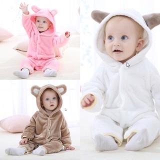 Bodysuit bộ body tai thỏ xuất Nhật cho bé trai và gái