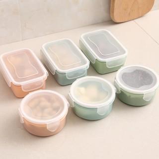 Yêu ThíchHộp bảo quản thức ăn tủ lạnh, hộp đựng thức ăn nhựa trong có nắp
