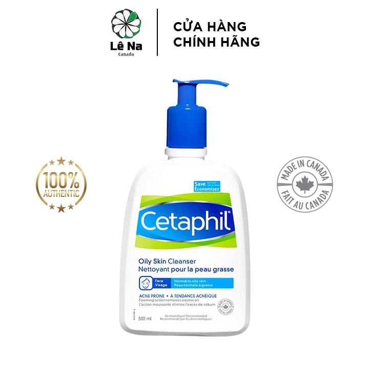 Sữa rửa mặt Cetaphil Oily Skin Cleanser