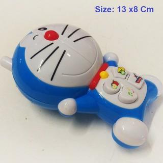 Đồ chơi điện thoại mèo Doraemon