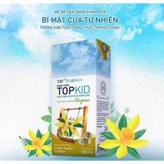 Sữa organic topkid TH truemilk (48 hộp)